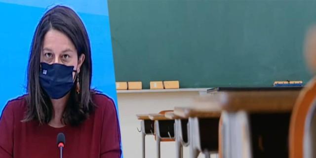 Σχολεία: Πότε θα ανοίξουν γυμνάσια και δημοτικά - Αποκαλύψεις από την Νίκη Κεραμέως (Video)