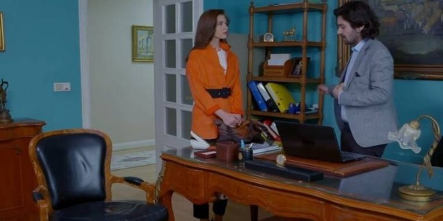 Elif: Ο Σαφάκ γνωρίζει την Αλέβ