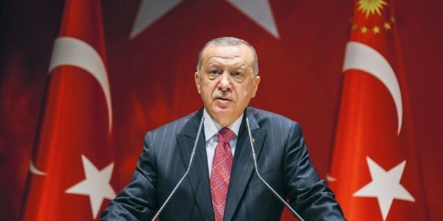 Ερντογάν: Σε ρόλο