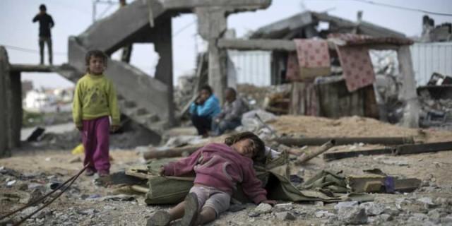 Μακελειό στη Λωρίδα της Γάζας: Ισραηλινή επίθεση με εννέα θανάτους και νεκρά παιδιά!