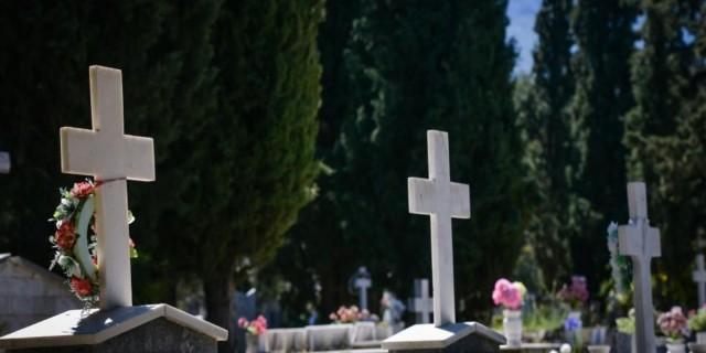 Σοκ στην Καβάλα: Άνοιξαν τον τάφο και έκλεψαν τον νεκρό