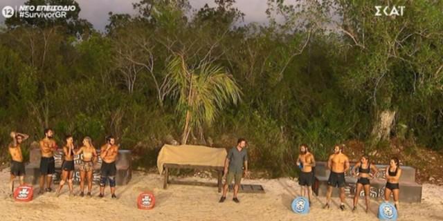 Survivor: Αυτές είναι οι δύο νέες ομάδες της εβδομάδας!