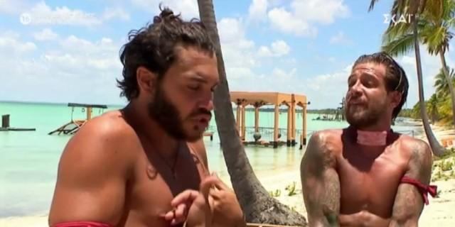 Survivor 4: Στα πρόθυρα κρίσης πανικού ο Ηλίας - «Ξέσπασε» σε όλη την ομάδα στο αγώνισμα