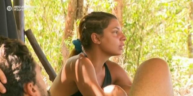Survivor 4: Προσπάθησε να δικαιολογήσει... την κωλοτούμπα η Μαριαλένα - «Δεν υπάρχει πρόβλημα με τον Τζέιμς»