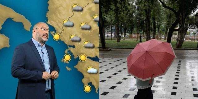 Καιρός: «Κοκτέιλ» βροχών και καύσωνα - Έκτακτη προειδοποίηση Αρναούτογλου για του Αγίου Πνεύματος