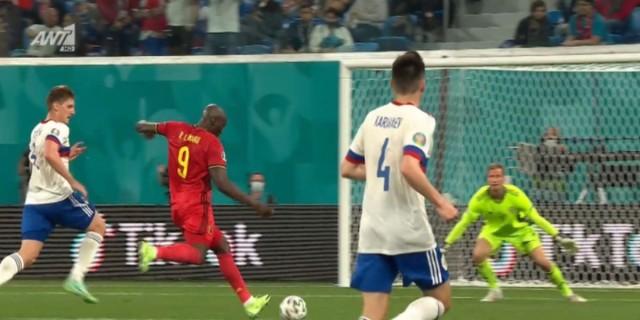Euro 2020: Πάρτι στη Ρωσία για Βέλγιο και Λουκάκου!