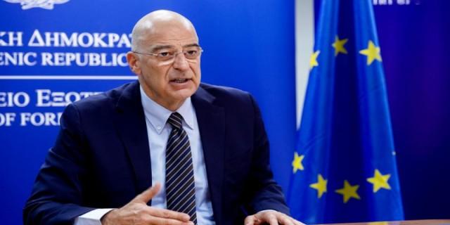 Νίκος Δένδιας: Στην ατζέντα των Ευρωπαίων ΥΠΕΞ η Τουρκία - Για «ελληνικές προκλήσεις» μιλά εκ νέου ο Τσαβούσογλου