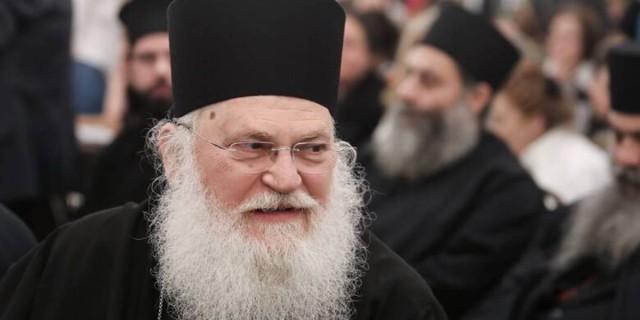 Σε κρίστιμη κατάσταση ο ηγούμενος Εφραίμ: Υπέστη σηπτικό σοκ στον Ευαγγελισμό