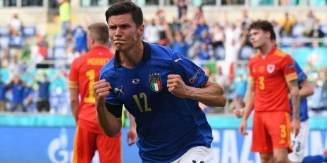 Euro 2020: Στους 16 οι Ιταλοί μετά τη νίκη τους κόντρα στην Ουαλία (Video)