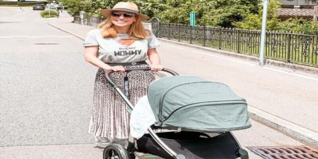 Μαρία Ηλιάκη: Τα κιλά που έχασε μετά τη γέννα - Οι γλυκές