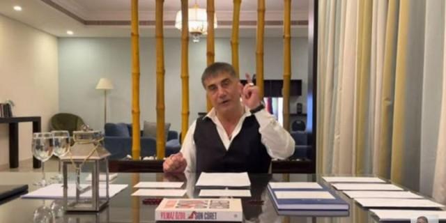 Σεντάτ Πεκέρ: Φοβάται πως θα τον δολοφονήσουν - Νέο βίντεο από τον Τούρκο αρχιμαφιόζο