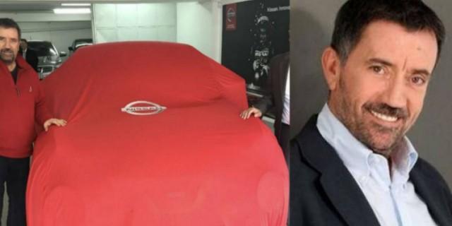 Δείτε το αυτοκίνητο που αγόρασε ο Σπύρος Παπαδόπουλος και θα πάθετε πλάκα…