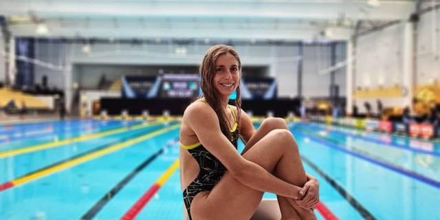 Ολυμπιακοί Αγώνες 2021: Στα ημιτελικά των 100 μ. πεταλούδα η Άννα Ντουντουνάκη