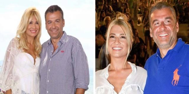 Ερωτευμένοι ξανά Γιώργος Λιάγκας και Φαίη Σκορδά! Ετοιμάζουν δεύτερο γάμο;