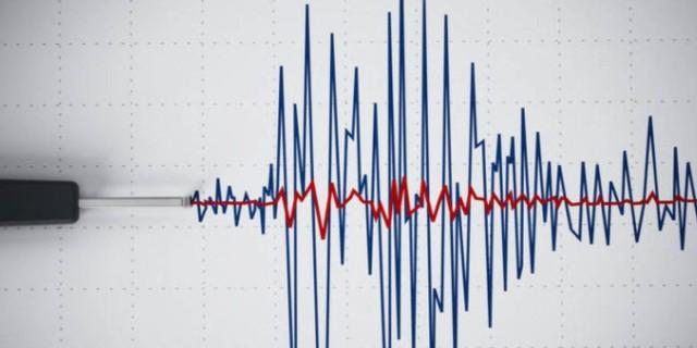 Σεισμός τώρα 5 Ρίχτερ στα ανοιχτά της Τήλου