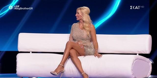 Big Brother 2: Η εντυπωσιακή εμφάνιση της Σπυροπούλου, η αργοπορία και οι μπηχτές στη... Γραμμέλη (Video)
