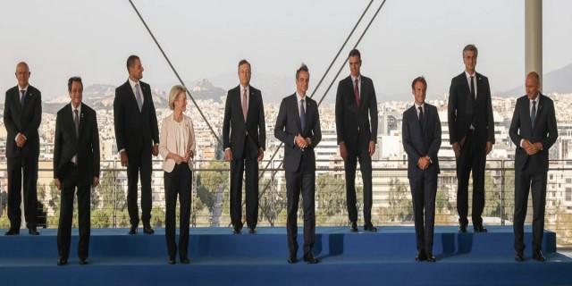 EU MED 9: Αυτή είναι η Διακήρυξη των Αθηνών για το Κλίμα στη Μεσόγειο - Το κείμενο της Συμφωνίας των 9 ηγετών