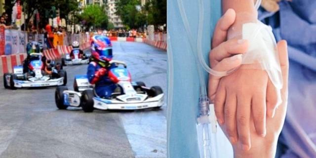 Ατύχημα καρτ: Άρχισε η διαδικασία αφύπνισης του 6χρονου