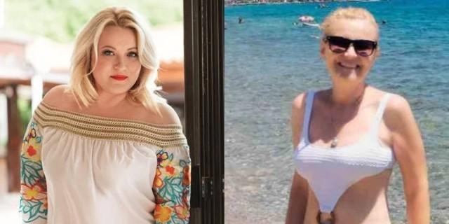 Αγνώριστη: Με αυτή τη δίαιτα έχασε η Τζωρτζέλα Κόσιαβα 35 κιλά κι έγινε άλλος άνθρωπος