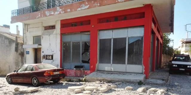 Συνεχείς μετασεισμοί στη Κρήτη: Ζημιές σε σπίτια, εσπασαν τζάμια! Σοκαριστικές εικόνες