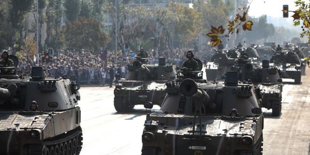 28η Οκτωβρίου: Δείτε live την στρατιωτική παρέλαση στη Θεσσαλονίκη! Κυκλοφοριακές ρυθμίσεις σε Αθήνα και Πειραιά - Τροποποιήσεις στα ΜΜΜ