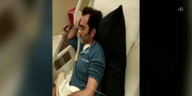 Ανατριχιαστική εξομολόγηση 35χρονου: «Έμεινα στο νοσοκομείο με κορωνοϊό για 103 ημέρες - Είδα να πεθαίνουν δίπλα μου» (Video)