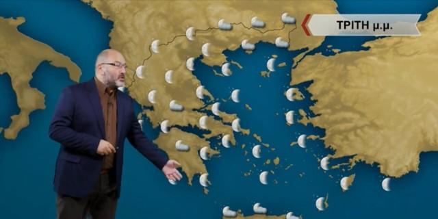 Έκτακτη προειδοποίηση από Σάκη Αρναούτογλου: Νέες ισχυρές καταιγίδες στην χώρα - Κίνδυνος για πολλές περιοχές