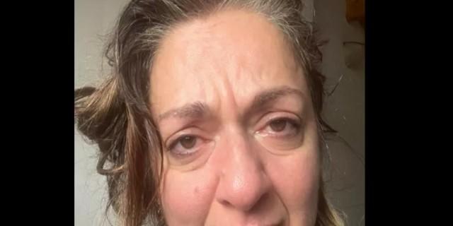 Ράκος η Σοφία Μουτίδου: «Σήμερα η Φώφη, αύριο εγώ...» - Ανατριχιάζει η ηθοποιός (photo)