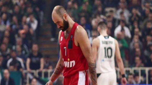 Έκτακτο: Με νέο -6 τιμωρήθηκε ο Ολυμπιακός!