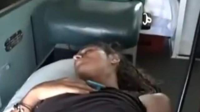 Survivor:  Λιποθύμησε στο αγώνισμα και χρειάστηκε ασθενοφόρο! (βίντεο)