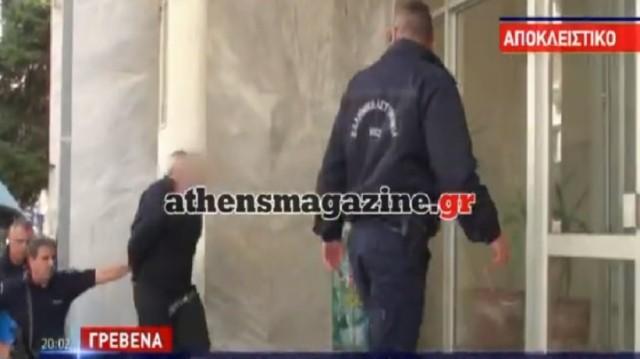 Έγκλημα στη Ρόδο: Στην ανακρίτρια ο Ροδίτης κατηγορούμενος για την δολοφονία της Ελένης Τοπαλούδη! (Video)