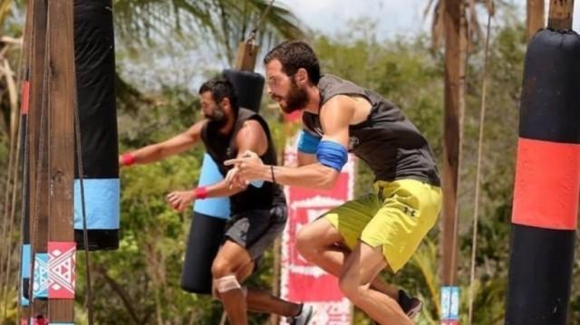 Survivor: Η ομάδα που κέρδισε το έπαθλο! (βίντεο)