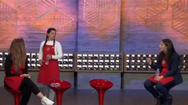 MasterChef: Χαμός ανάμεσα σε Εύα και Σπυριδούλα! Ποια παίκτρια θέλει να αποχωρήσει όπως ο Σταμάτης; (video)