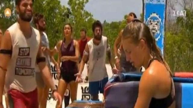 Survivor Ελλάδα Τουρκία: Τι εξόργισε την Κατερίνα Δαλάκα; (Video)