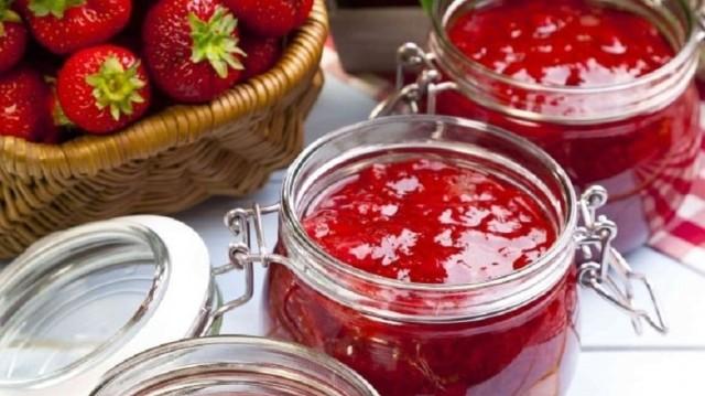 Μαρμελάδα φράουλα πανεύκολη!