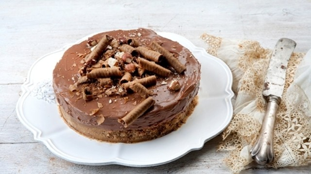 Το πιο νόστιμο cheesecake Nutellas χωρίς ψήσιμο!