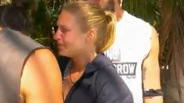 Survivor Ελλάδα Τουρκία: Ξέσπασε σε κλάματα η Δαλάκα! (Βίντεο)