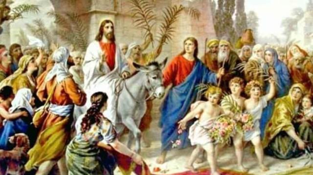 Κυριακή των Βαΐων: Τι γιορτάζουμε σήμερα;