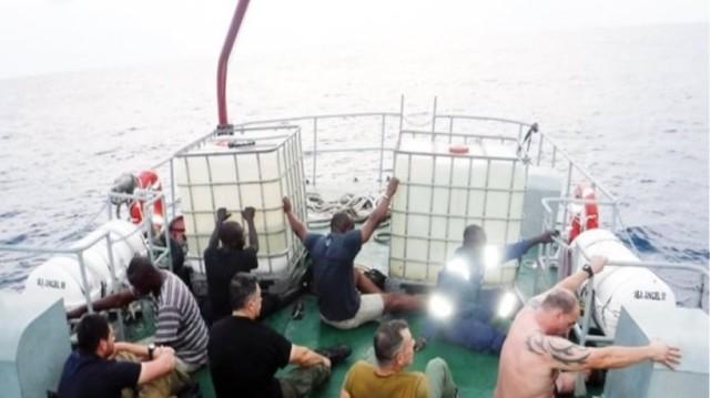 Νιγηρία: Συνέλαβαν τρεις Ελληνες ως πειρατές!