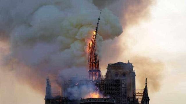 Παναγία των Παρισίων: Αυτά ήταν τα αίτια της Πυρκαγιάς!