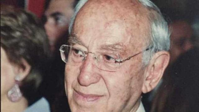 Πέθανε ο επιχειρηματίας Μηνάς Εφραίμογλου!