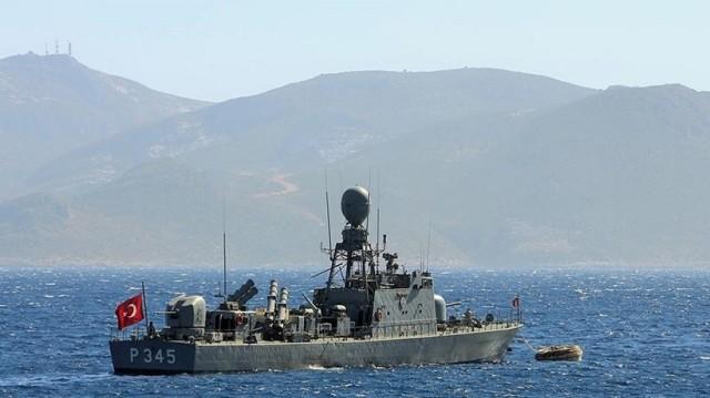 Συναγερμός στο Αγαθονήσι: Ακυβέρνητο τουρκικό πλοίο!