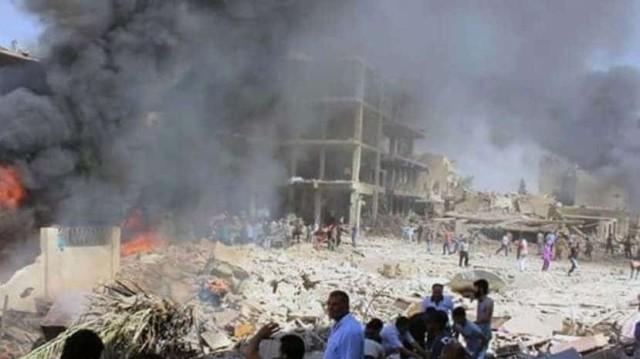 Έκρηξη στη Συρία: 15 νεκροί μέχρι τώρα!