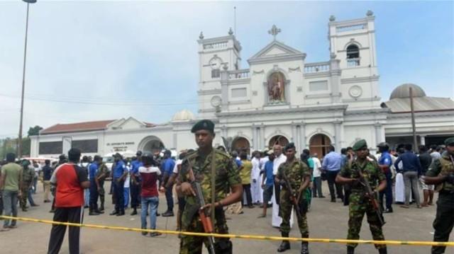 Σρί Λάνκα: Μπαράζ εκρήξεων! Νεκροί και τραυματίες!