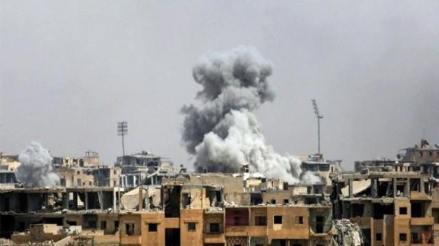 Τραγωδία στη Συρία: Φονική έκρηξη δεκαεπτά νεκρούς!