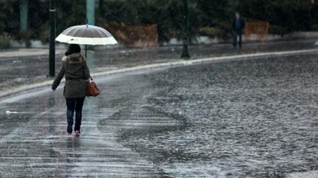 Άστατος ο καιρός: Σε ποιες περιοχές θα βρέξει;
