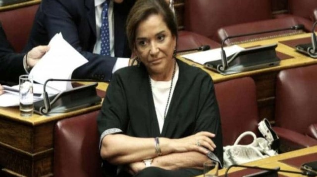 Ντόρα Μπακογιάννη: Η μεσαία τάξη ανέδειξε τον Αλέξη Τσίπρα και η ίδια τον