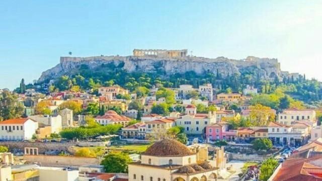 Η φωτογραφία της ημέρας: Καλημέρα από την όμορφη Αθήνα!