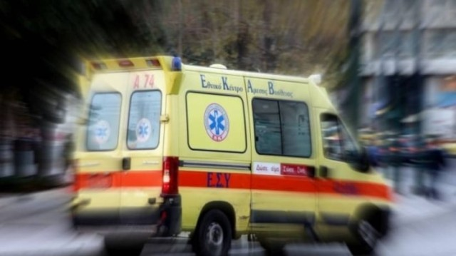 Χανιά: Γυναίκα βούτηξε στο κενό από ύψος 12 μέτρων!
