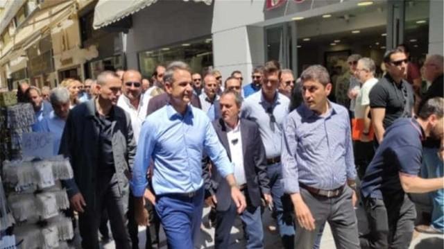 Κυριάκος Μητσοτάκης: «Δεν πιστεύω να τα παίρνετε ΣΥΡΙΖΑ» - Η ατάκα φωτιά!